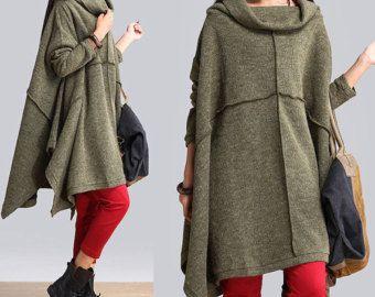 katoenen trui wol trui gebreid breigoed losse tops vrouwen ourwear