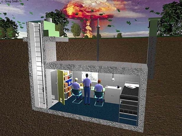 How to Build an Underground Bunker <3