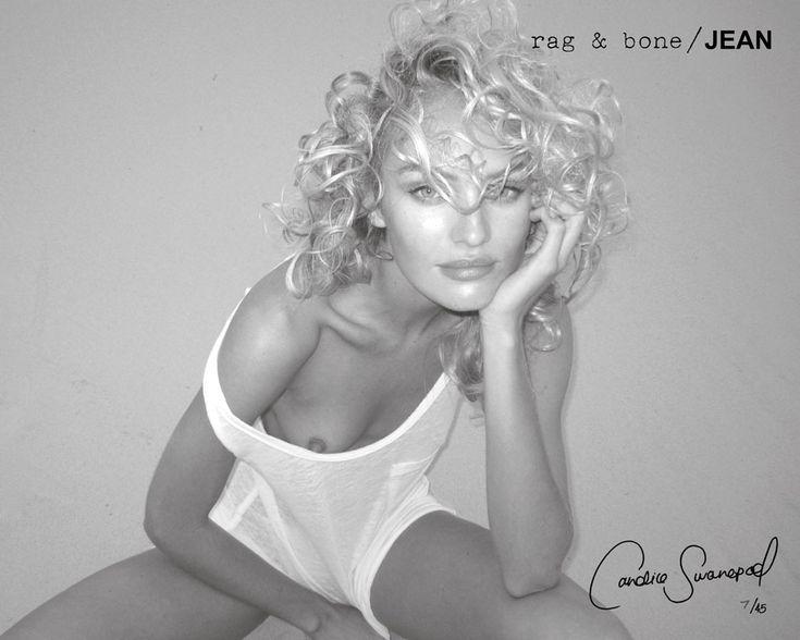 Candice Swanepoel - Rag & Bone DIY Project