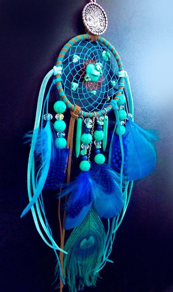 #dreamcatcher by cinders jewelry design <3