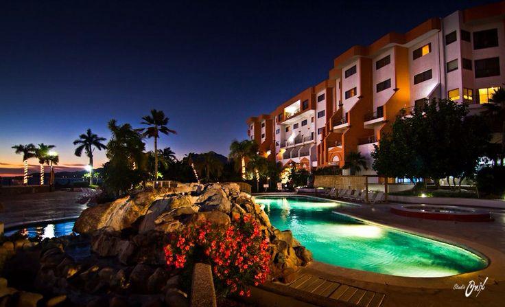 Hotel San Carlos Plaza. Sonora, México.