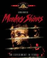 Monkey Shines (1988). [R] 113 mins. Starring: Jason Beghe, John Pankow, Kate McNeil, Joyce Van Patten, Christine Forrest, Stephen Root, Stanley Tucci and Janine Turner
