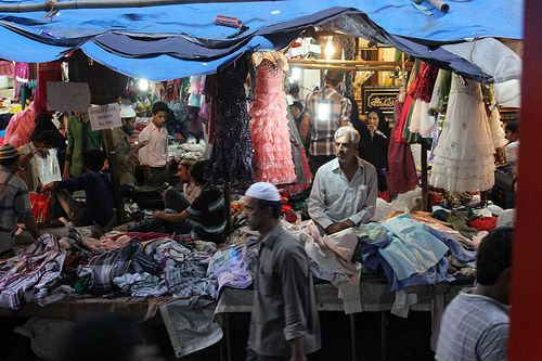 Ramzan Eid Shopping In Full Swing at Bhendi Bazar