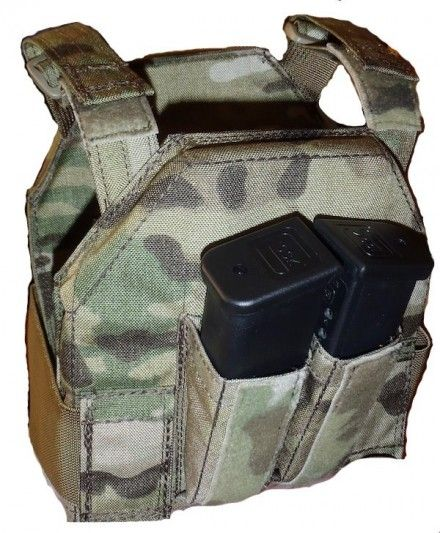 7abb3d686f4 Kiddie Plate Carrier. It s not a real plate carrier