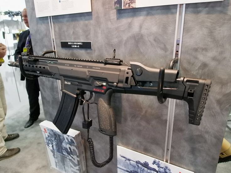 34 best Gun - HK 433 images on Pinterest   Firearms, Revolvers and