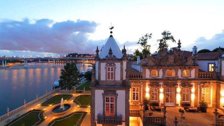 Pousada Palácio do Freixo - Porto www.pousadas.pt