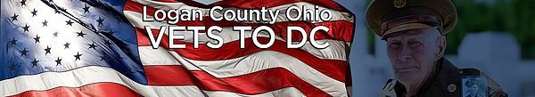 Logan County Veterans to DC - Volunteers identify WWII, Korean and Vietman Veterans and send them to DC in May 2016 to see their war memorials!  Quarter Auction fundraiser April 20, 2016 at 6pm at the Grange Hall at the Logan County Fair Grounds.  http://www.vetstodc.org/