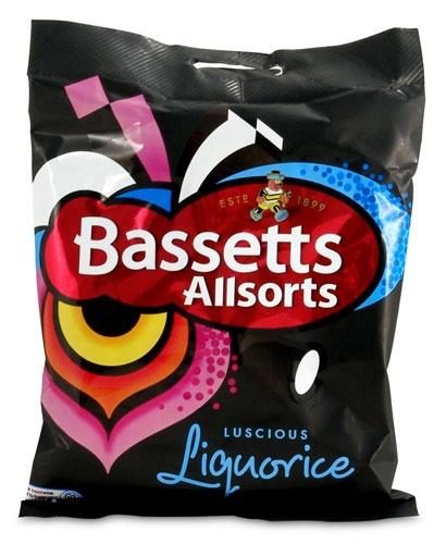 Bassetts Liquorice Allsorts http://www.englishteastore.com/bassetts-liquorice-allsorts-bag.html
