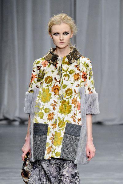 Antonio Marras at Milan Fashion Week Fall 2012 - StyleBistro