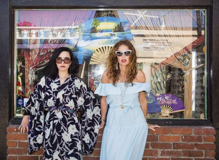 L'Interview Voyage de Brigitte, duo de chanteuses