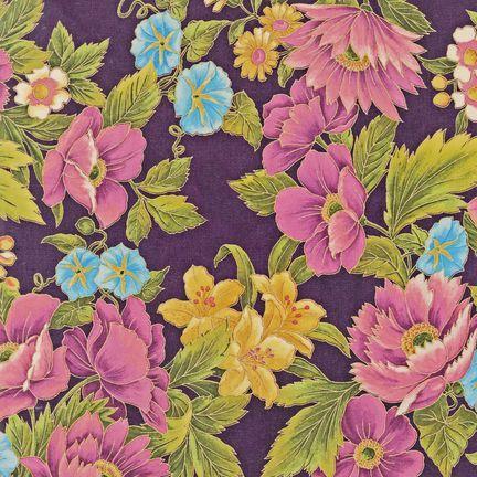 Robert Kaufman - Botanica AJMM-8860-200 VINTAGE