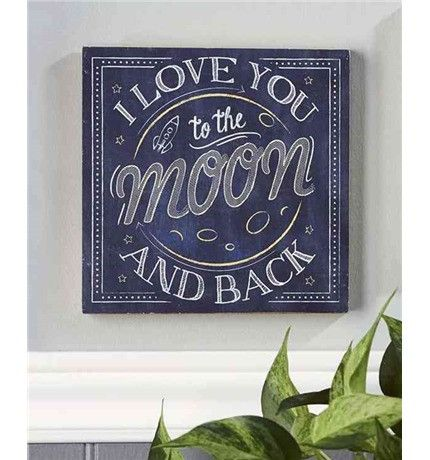I Love You To The Moon And Back – Solitude & Soul