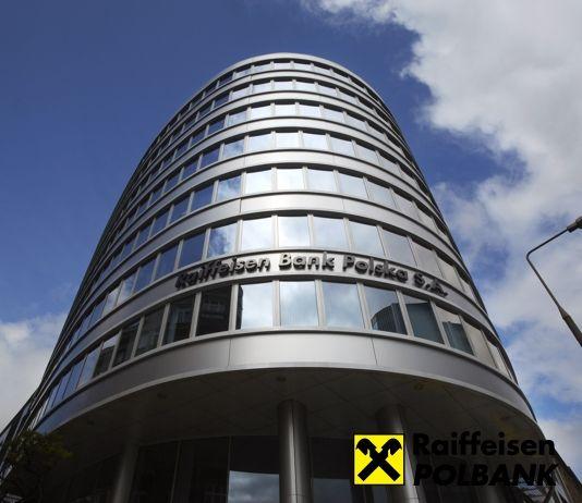 Bogata oferta na kredyt gotówkowy w Raiffeisen Polbank