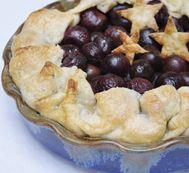 Blue Ribbon Cherry Pie