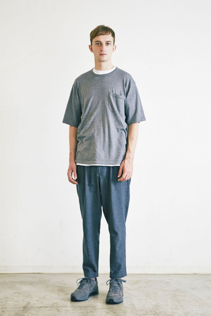 COMOLI – 2015 Spring+Summer New Collection