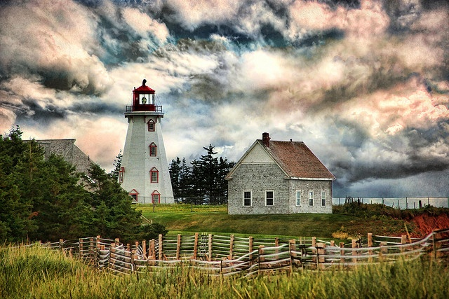 Prince Edward Island...skyscapes are some of the most beautiful!