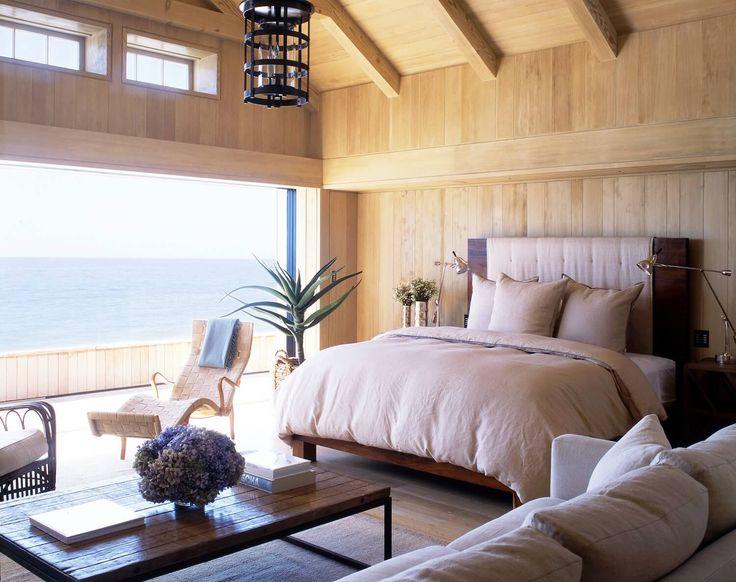 Bedroom | Carbon Beach Home by Denise Kuriger Design | est living