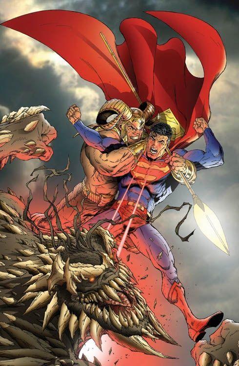 superman vs doomsday | Superman vs Doomsday and Magog