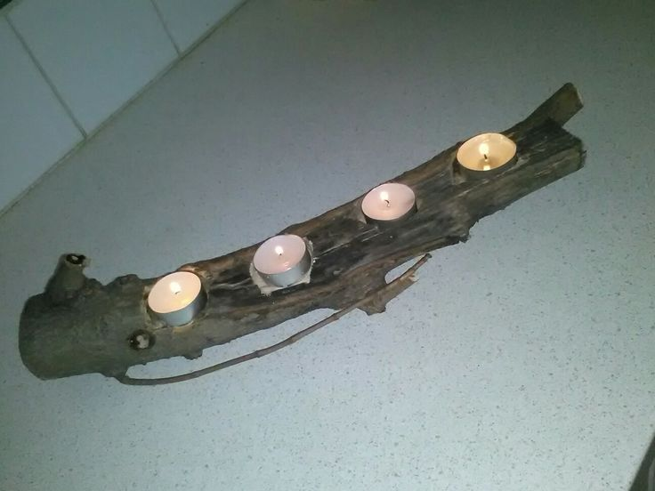 Tuikku kynttilä teline