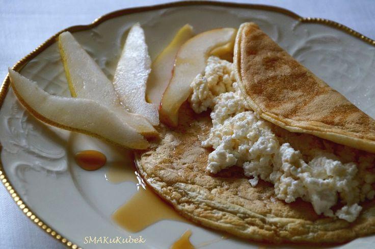 SMAKuKubek: Omlet na słodko