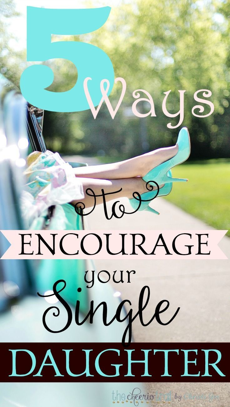 Encouraging a single daughter or anyone struggling with singleness is a unique endeavor. This struggle with singleness is unlike most trials you might try to encourage someone through. The emotions are raw and the intensity rises and falls and can change without warning. via /ChristiLGee/