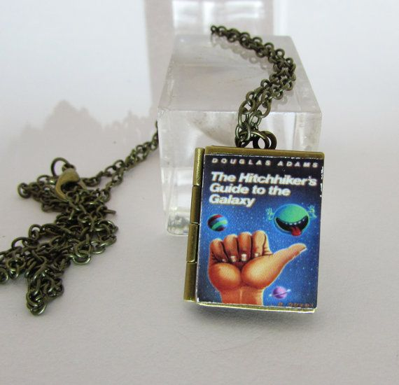 The hitchhiker's guide to the galaxy  Vintage by Freaklikemee