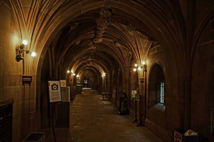 Or sneak away to and pretend you're in Harry Potter. | 36 Reasons You Should Never Visit Manchester