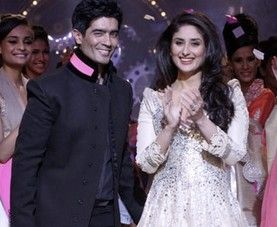Manish Malhotra 2012 Bridal Collection At WIFW
