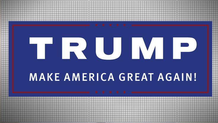 2016 Olympics Logo NBC   2016 Campaign Logos: Trump Goes Modern - NBC News