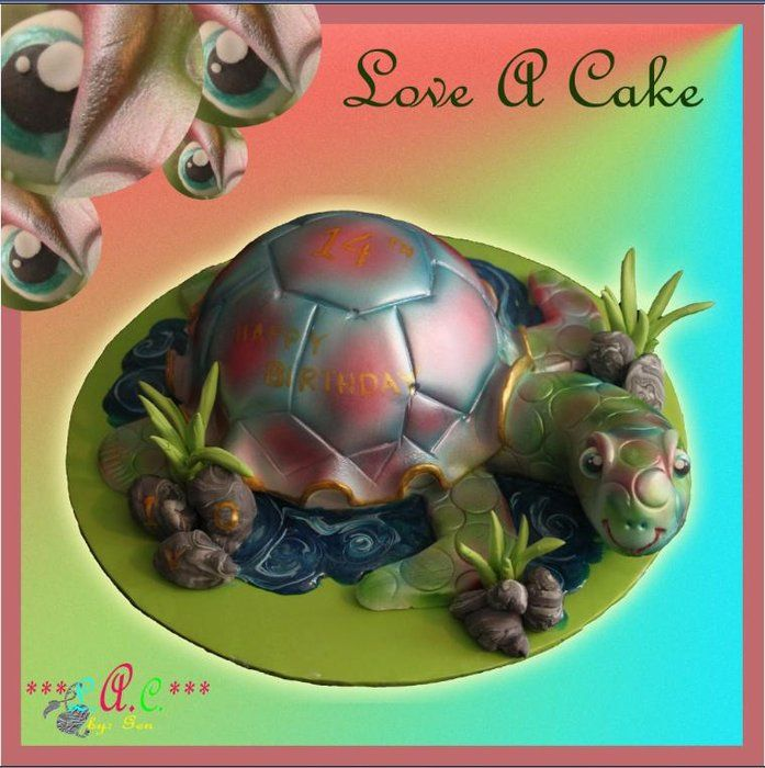 Pin Turtles Cupcakes 171 Angelic Perfection Pastries Cake On