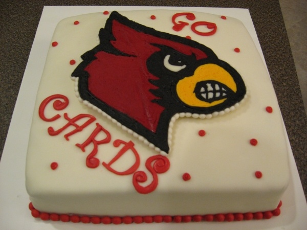 Cardinal Cake Images : 1000+ images about Cardinals cakes on Pinterest ...