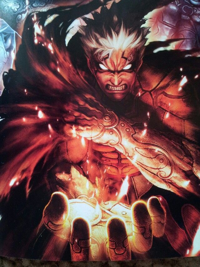 Best game Asura's Wrath