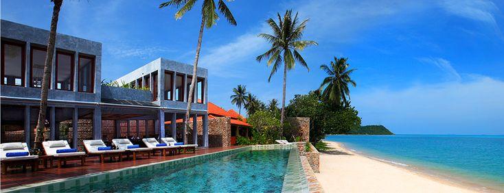 Prana beach villas, Koh Samui