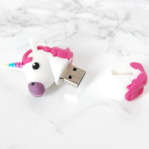 Licorne USB 2.0 flash drive 8Go  Licorne Flash Drive