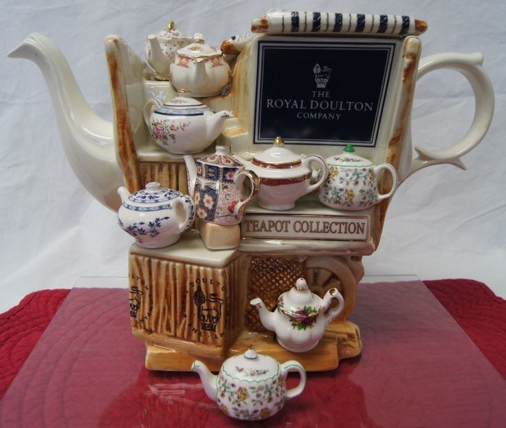 Image result for cardew teapot collector teapots