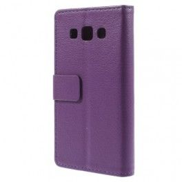 Galaxy A3 violetti puhelinlompakko