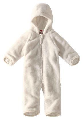 Vauvan fleecehaalari Alku