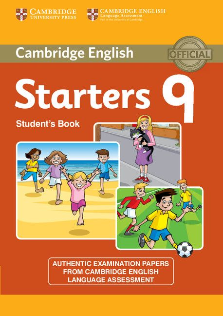 Cambridge English: Starters (YLE Starters) preparation | Cambridge English