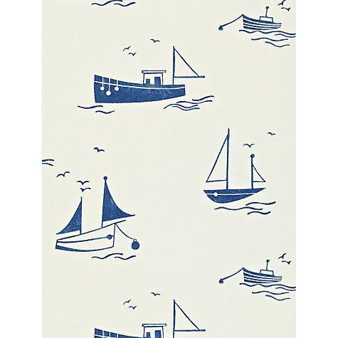 Buy Harlequin Sail Away Wallpaper Online at johnlewis.com