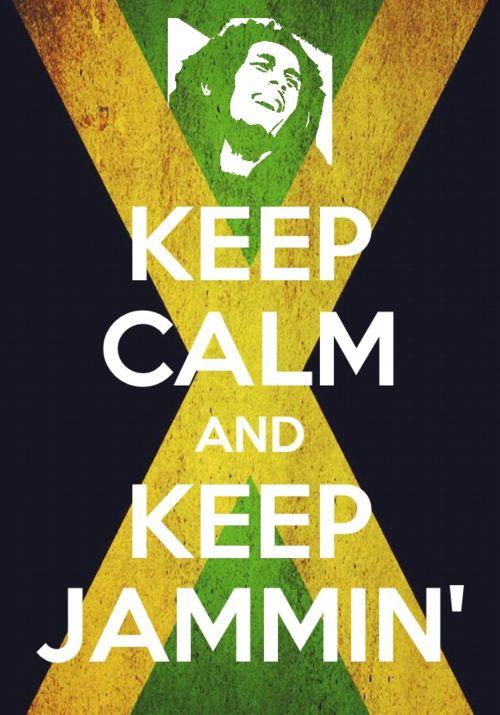 Keep Calm and Keep Jammin' :D    https://twitter.com/Vodacom4u