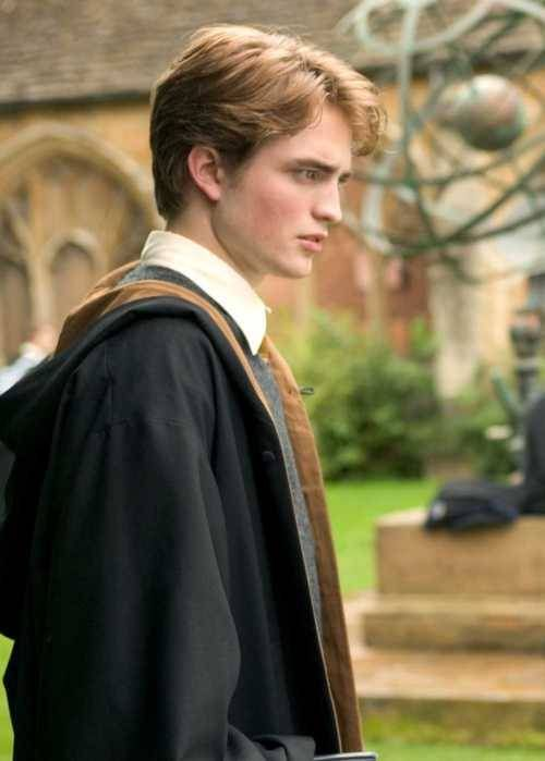 Robert Pattinson Mrsrob Such A Handsome Youth Cedric Diggory Harry Potter Actors Harry Potter Wallpaper
