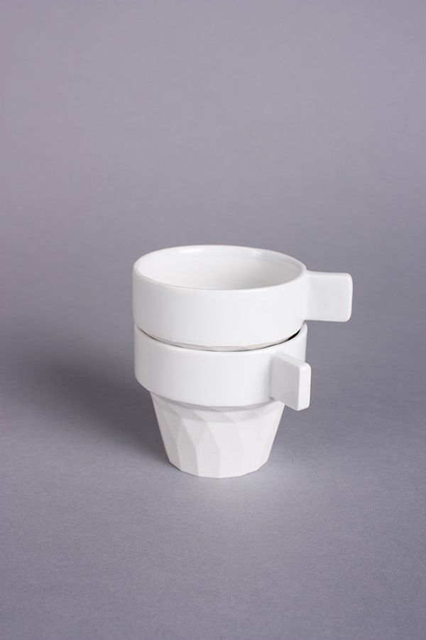 Set of coffee cups on Behance http://bit.ly/1xeLmr6
