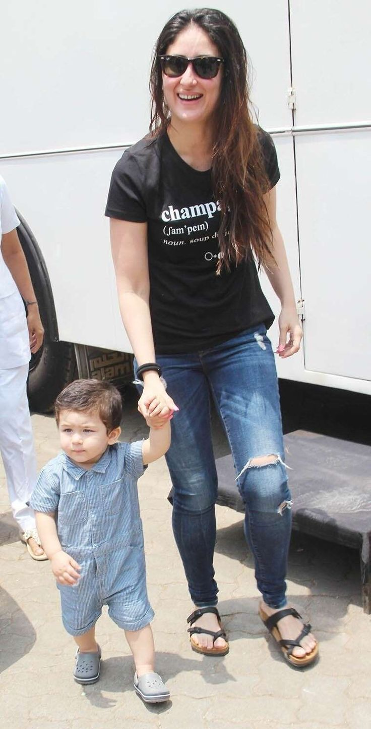 These photos of baby Taimur Ali Khan are too cute to