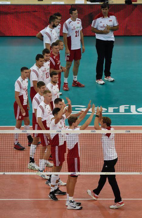 SIATKÓWKA FIVB MISTRZOSTWA ŚWIATA 2014 POLSKA SERBIA ( reprezentacja Polski)