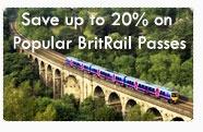 Official BritRail Pass - British Rail, England Train Tickets
