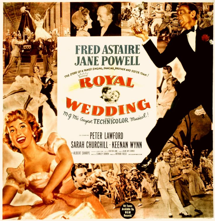 Cast Of Royal Wedding 1951 Tbrb Info
