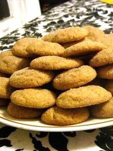 Rezept: Weihnachtsbäckerei - Zimtkekse / Zimtplätzchen