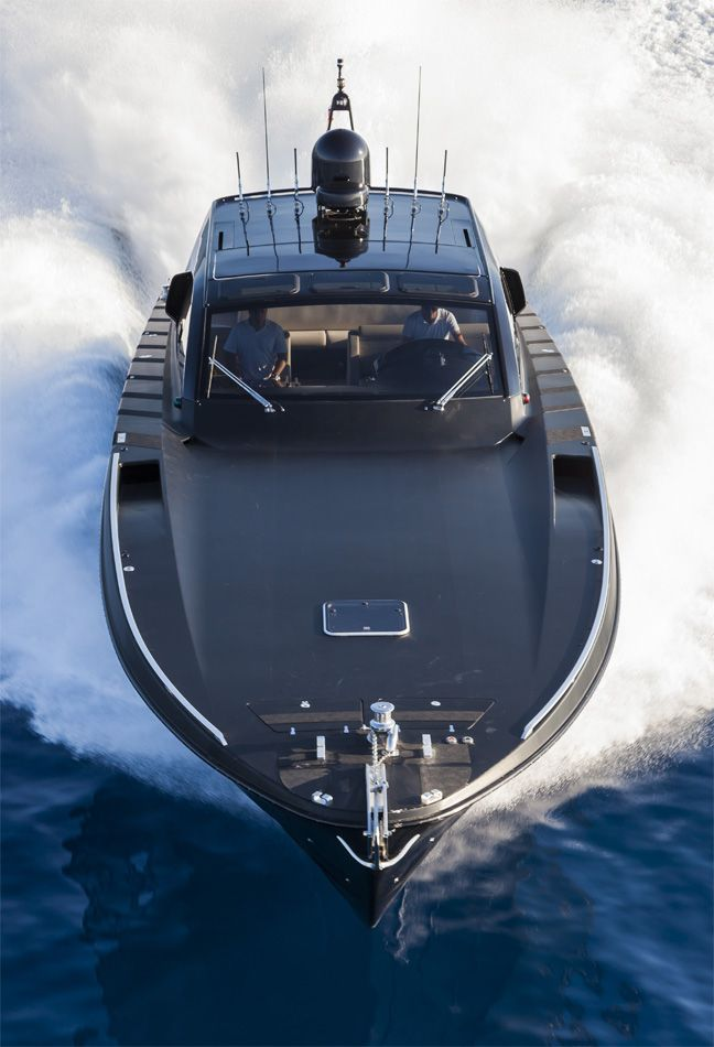 STUNNING YACHT | Otam 58 HT : Première mondiale au Cannes Yachting Festival 2014. | www.bocadolobo.com/ #inspirationideas #luxurybrands