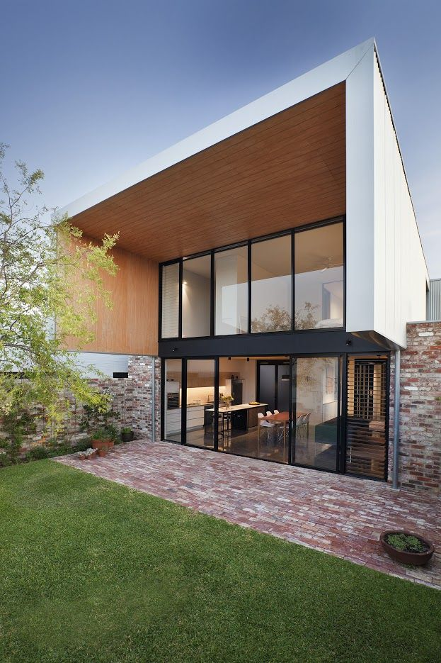Price Street House By Yun Nie Chong Patrick Kosky Residential Architecture Award
