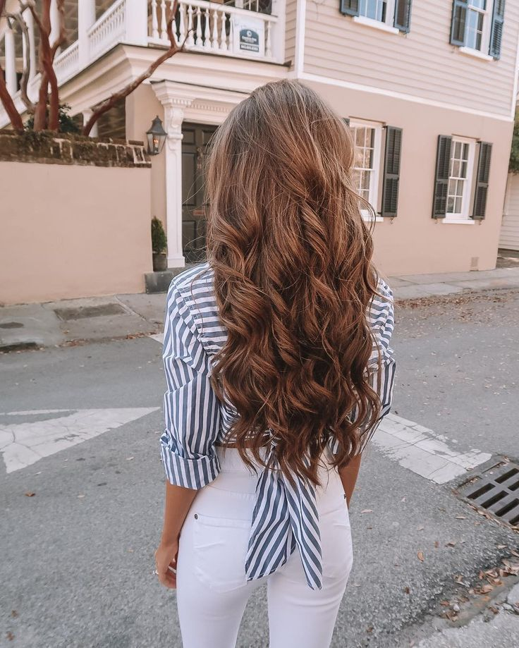 "32.7k Likes, 409 Comments - Caitlin (@cmcoving) on Instagram: ""Wearing the cutest bow back top in Charleston!  P.S. I've gotten a lot of questions recently about…"""